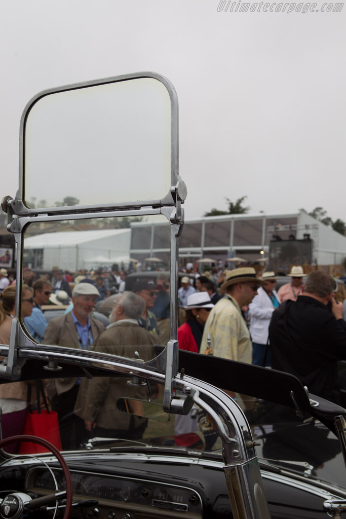 Lincoln Dietrich Presidential Convertible Limousine  - Entrant: The Henry Ford  - 2013 Pebble Beach Concours d'Elegance
