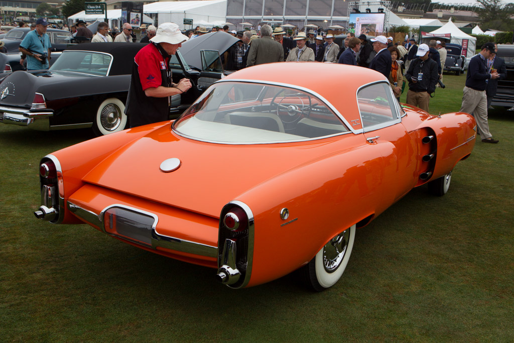 Lincoln Indianapolis - Chassis: 55WA10902 - Entrant: Paul & Judy Andrews  - 2013 Pebble Beach Concours d'Elegance