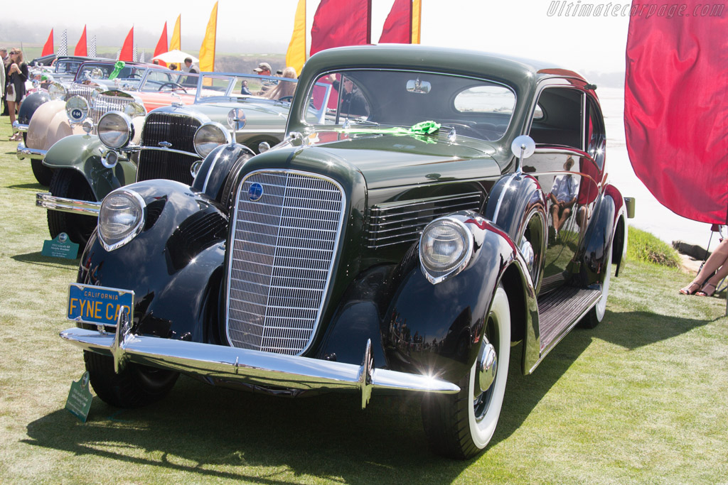 Lincoln K Twelve Judkins Touring Coupe  - Entrant: The Nethercutt Collection  - 2013 Pebble Beach Concours d'Elegance