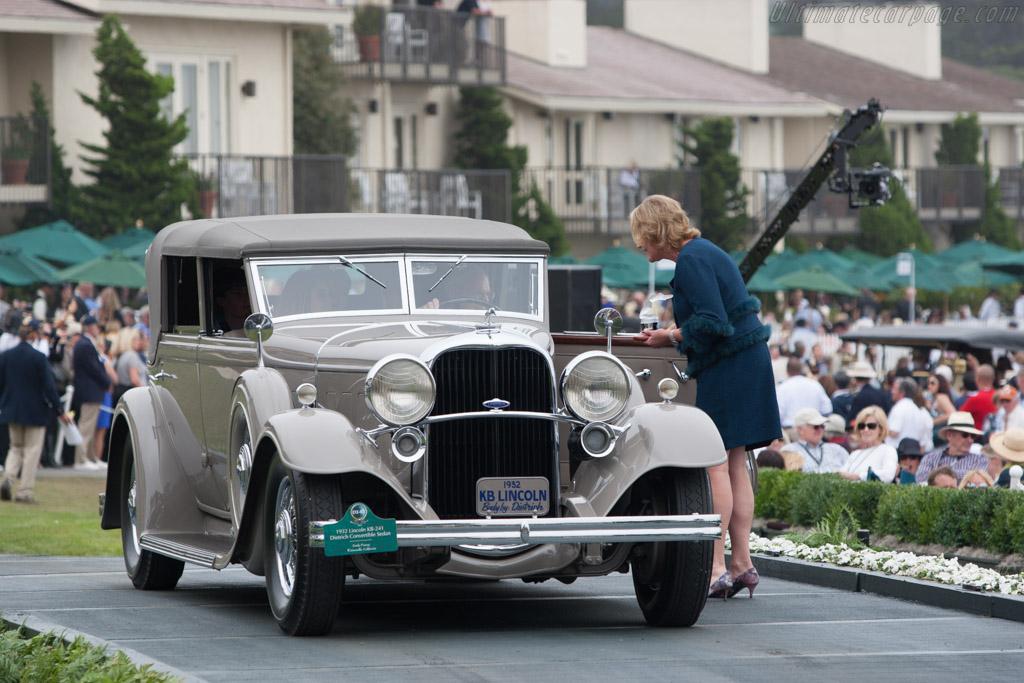 Lincoln KB 241 Dietrich Convertible Sedan  - Entrant: Emily Passey  - 2013 Pebble Beach Concours d'Elegance