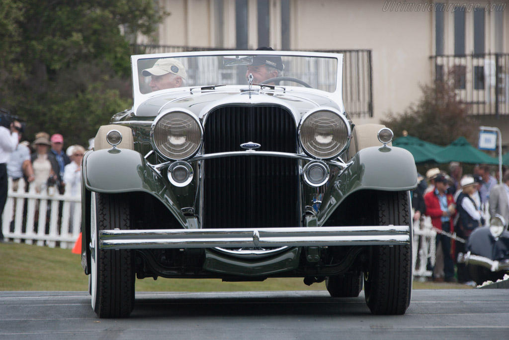 Lincoln KB Murphy Roadster  - Entrant: John & Heather Mozart  - 2013 Pebble Beach Concours d'Elegance