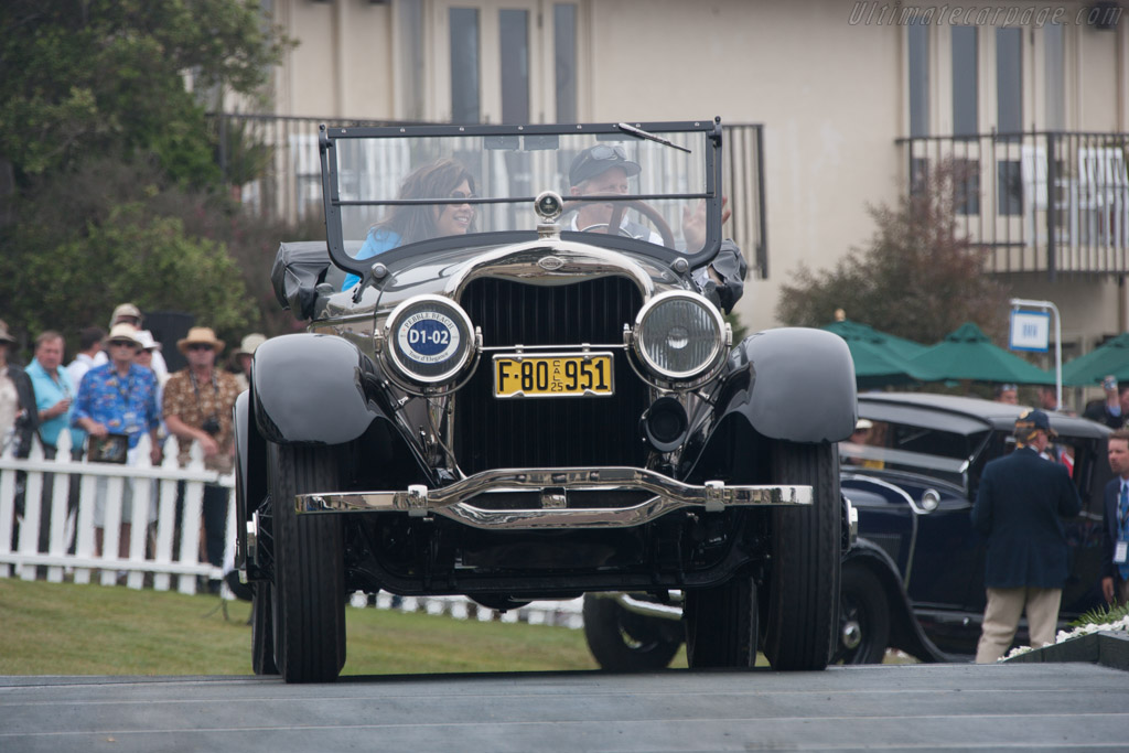 Lincoln L Brunn Roadster  - Entrant: Arnold Schmidt & Joanne Young  - 2013 Pebble Beach Concours d'Elegance