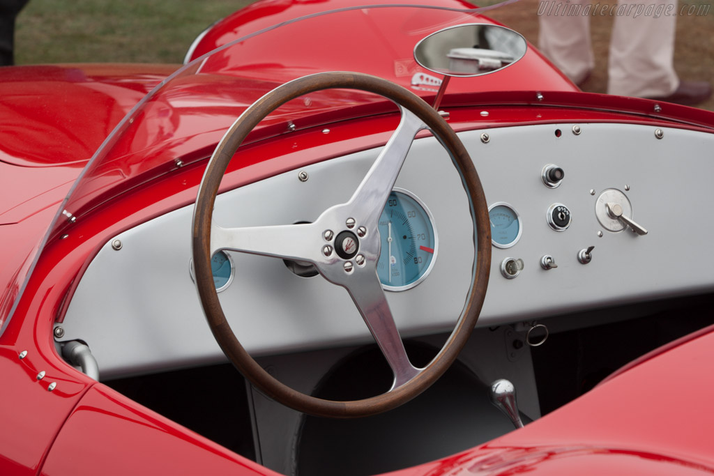 Maserati A6 GCS/53 - Chassis: 2077 - Entrant: Johathan Feiber & Heather Buhr  - 2013 Pebble Beach Concours d'Elegance