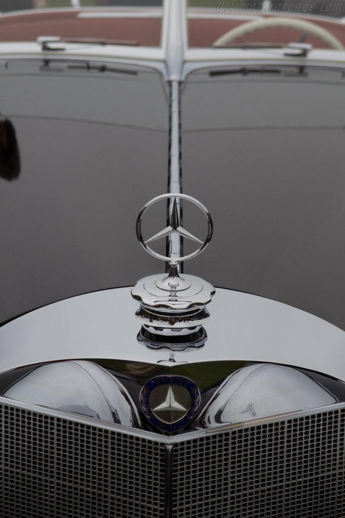 Mercedes-Benz 540K Spezial Roadster - Chassis: 130949 - Entrant: Autosport Designs Inc.  - 2013 Pebble Beach Concours d'Elegance