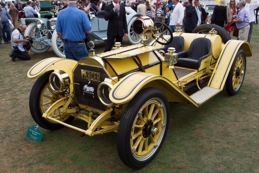 Mercer Model 35 J Raceabout - Chassis: 1285 - Entrant: Petersen Automotive Museum  - 2013 Pebble Beach Concours d'Elegance