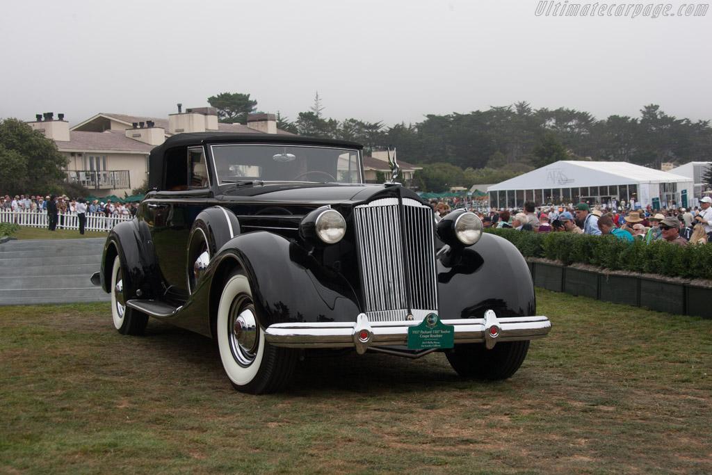 Packard 1507 Twelve Coupe Roadster  - Entrant: Jim & Shelley Hussey  - 2013 Pebble Beach Concours d'Elegance