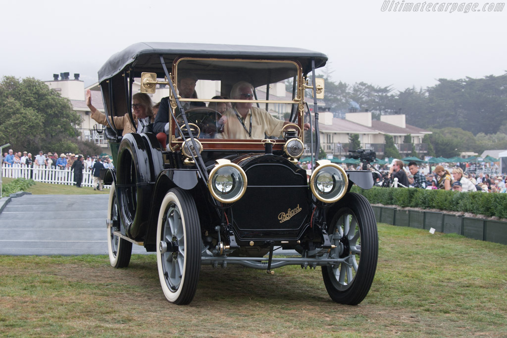 Packard 30 7-Passenger Touring  - Entrant: The Phil Hill Family  - 2013 Pebble Beach Concours d'Elegance