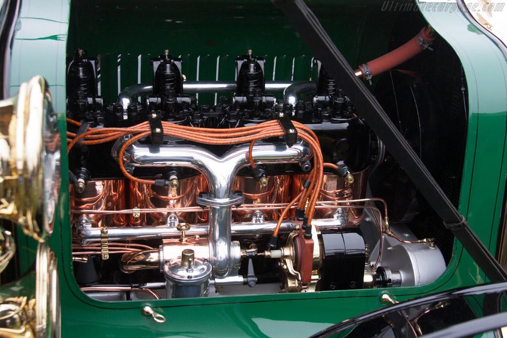 Pope-Toledo Type XII Roi des Belges  - Entrant: The Fountainhead Antique Auto Museum  - 2013 Pebble Beach Concours d'Elegance