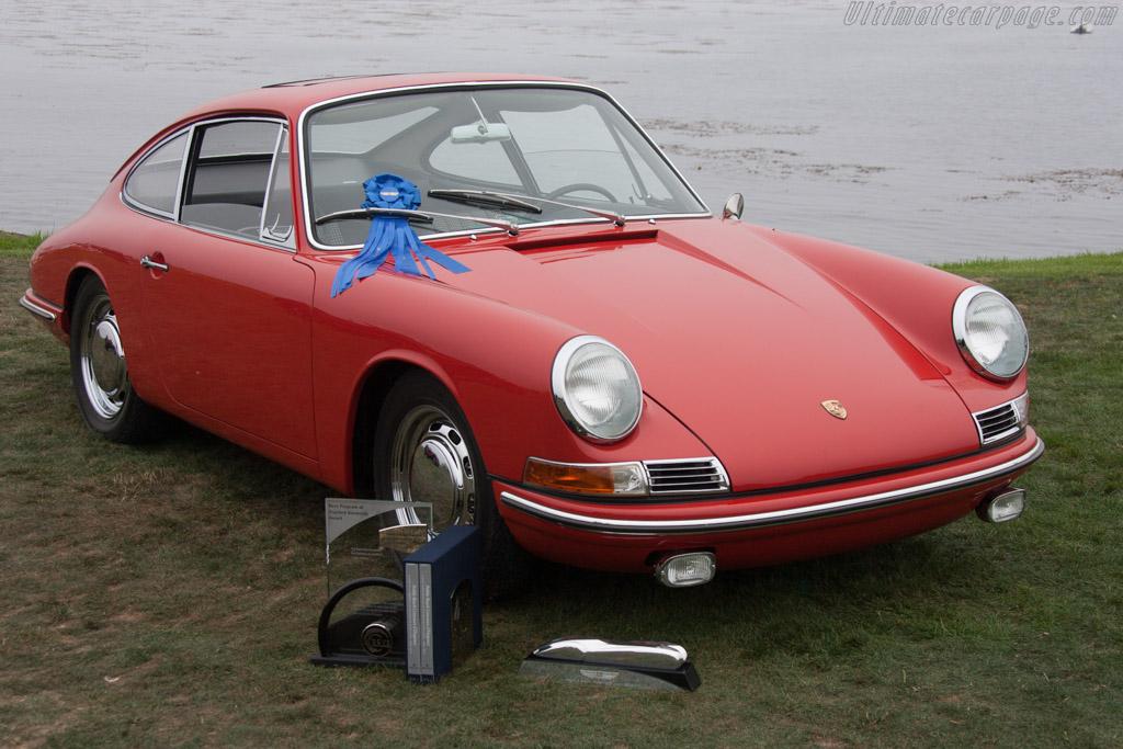 Porsche 901 - Chassis: 13327 - Entrant: Don & Diane Meluzio  - 2013 Pebble Beach Concours d'Elegance
