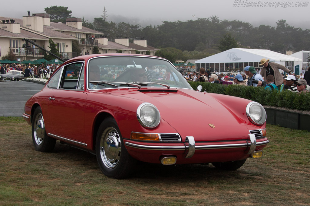 Porsche 911 - Chassis: 302301 - Entrant: Reed & Nan Harman  - 2013 Pebble Beach Concours d'Elegance