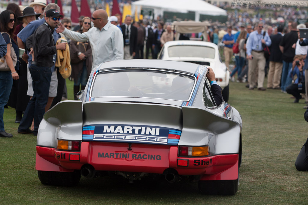 Porsche 911 Carrera RSR - Chassis: 911 360 0588 - Entrant: Fica Frio Limited  - 2013 Pebble Beach Concours d'Elegance