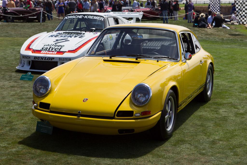 Porsche 911 R - Chassis: 307670 - Entrant: John McCaw  - 2013 Pebble Beach Concours d'Elegance