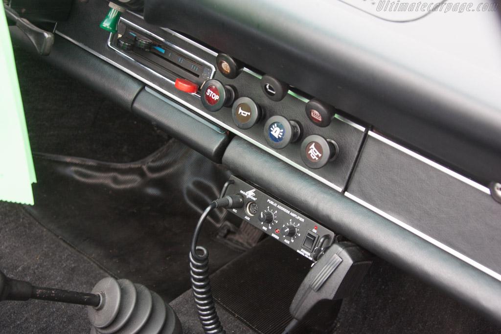 Porsche 911 Targa Police Car - Chassis: 911 351 1477 - Entrant: Guus Reinerink  - 2013 Pebble Beach Concours d'Elegance