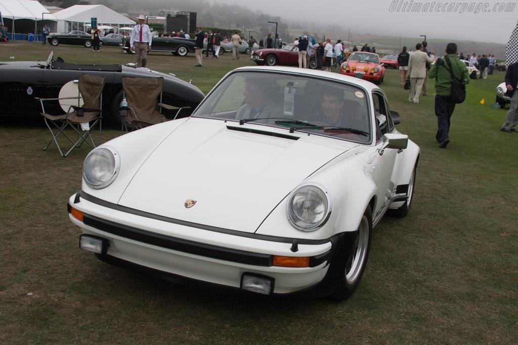 Porsche 930 Turbo  - Entrant: The Ingram Collection  - 2013 Pebble Beach Concours d'Elegance