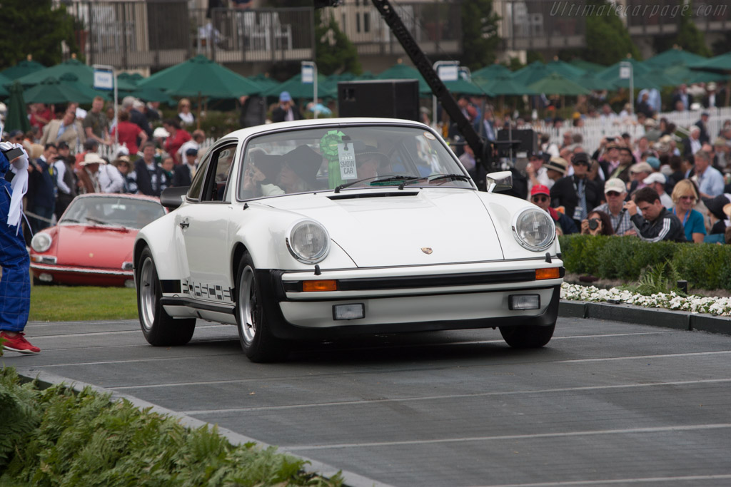 Porsche 930 Turbo  - Entrant: The Ingram Collection  - 2013 Pebble Beach Concours d'Elegance