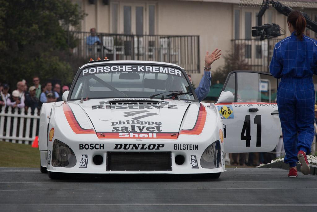 Porsche 935 K3 - Chassis: 009 0015 - Entrant: Bruce Meyer  - 2013 Pebble Beach Concours d'Elegance