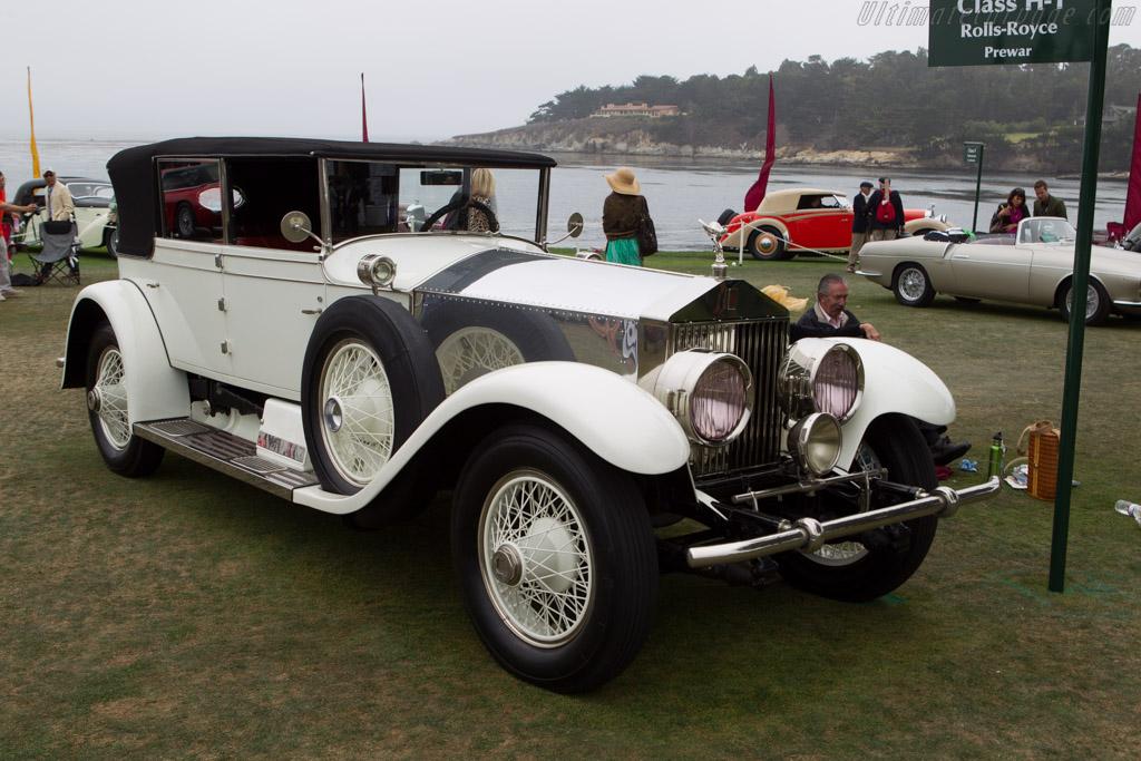 Rolls-Royce Phantom I Murphy Convertible Sedan  - Entrant: Robin Jurman  - 2013 Pebble Beach Concours d'Elegance