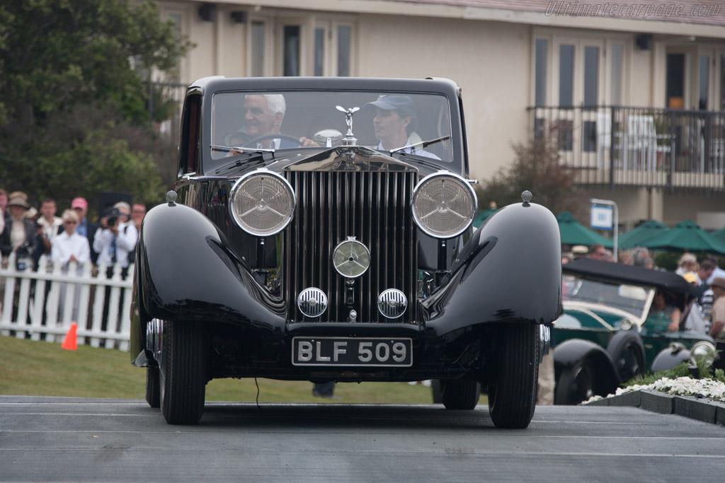 Rolls-Royce Phantom II Park Ward Streamline Saloon  - Entrant: Tony Vincent  - 2013 Pebble Beach Concours d'Elegance