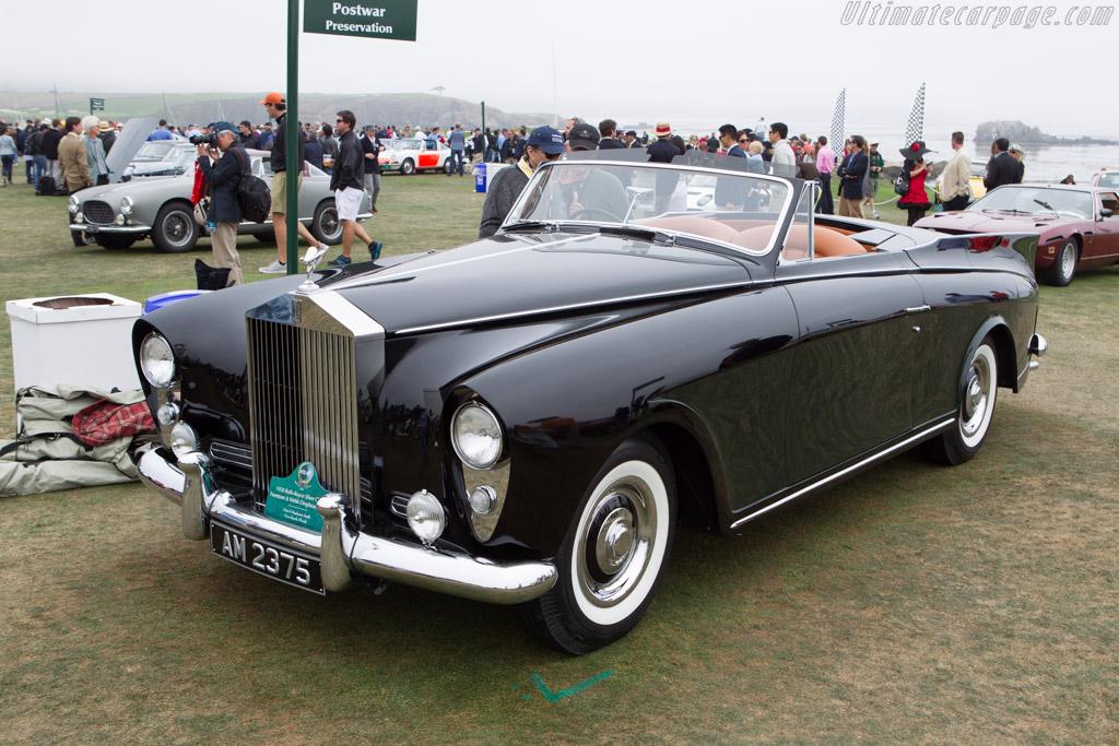 Rolls-Royce Silver Cloud Freestone & Webb Convertible Coupe  - Entrant: Orin & Stephanie Smith  - 2013 Pebble Beach Concours d'Elegance