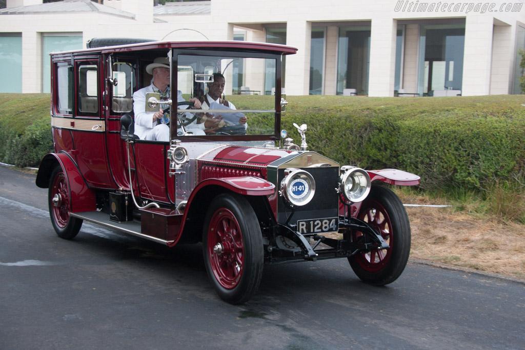 Rolls-Royce Silver Ghost Rothschild et Fils Limousine  - Entrant: David & Charlotte Morrison  - 2013 Pebble Beach Concours d'Elegance