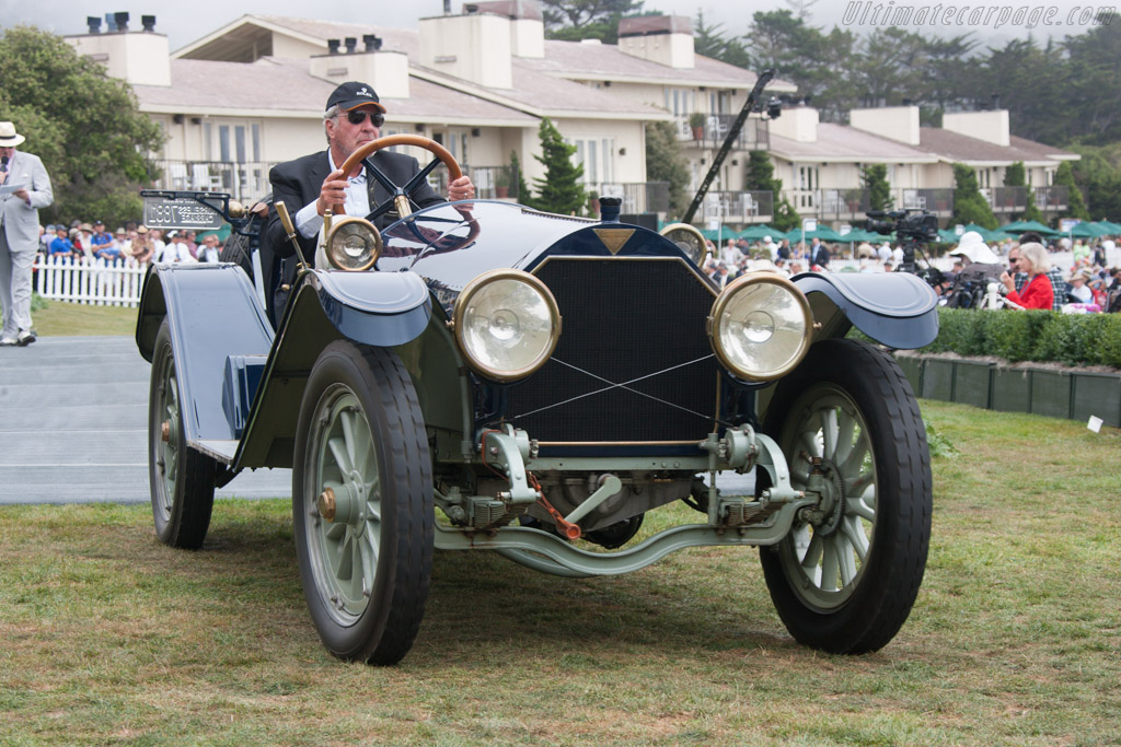 Simplex 75hp Speedster  - Entrant: John & Heather Mozart  - 2013 Pebble Beach Concours d'Elegance
