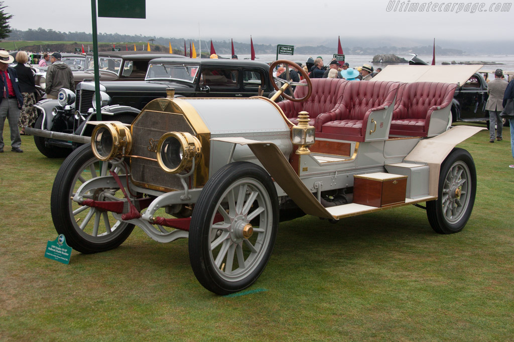 Simplex 90hp Holbrook Double Roadster  - Entrant: Crawford Auto-Aviation Museum  - 2013 Pebble Beach Concours d'Elegance