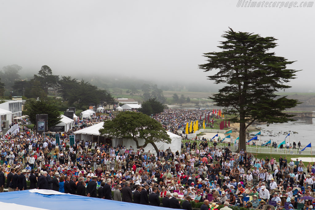 Welcome to Pebble Beach    - 2013 Pebble Beach Concours d'Elegance