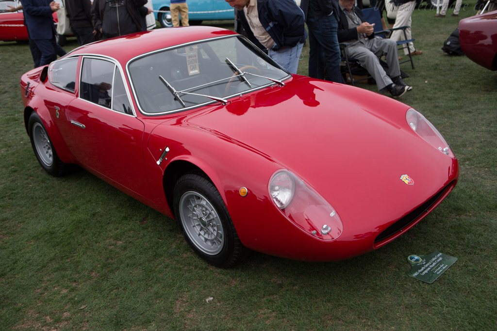Abarth Simca 2000 - Chassis: 136.0117 - Entrant: Les & Louise Burd  - 2014 Pebble Beach Concours d'Elegance