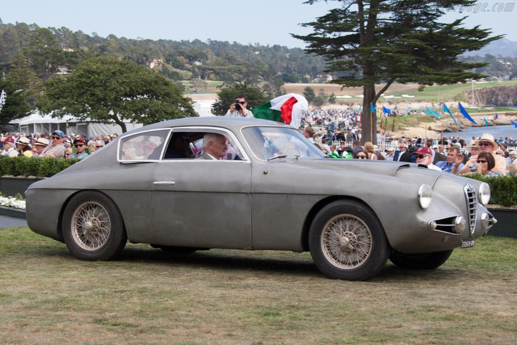 Alfa Romeo 1900C SS Zagato Coupe  - Entrant: Corrado Lopresto  - 2014 Pebble Beach Concours d'Elegance