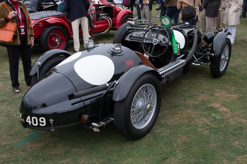Aston Martin Speed Model - Chassis: H6/711/U - Entrant: Michael Dee  - 2014 Pebble Beach Concours d'Elegance