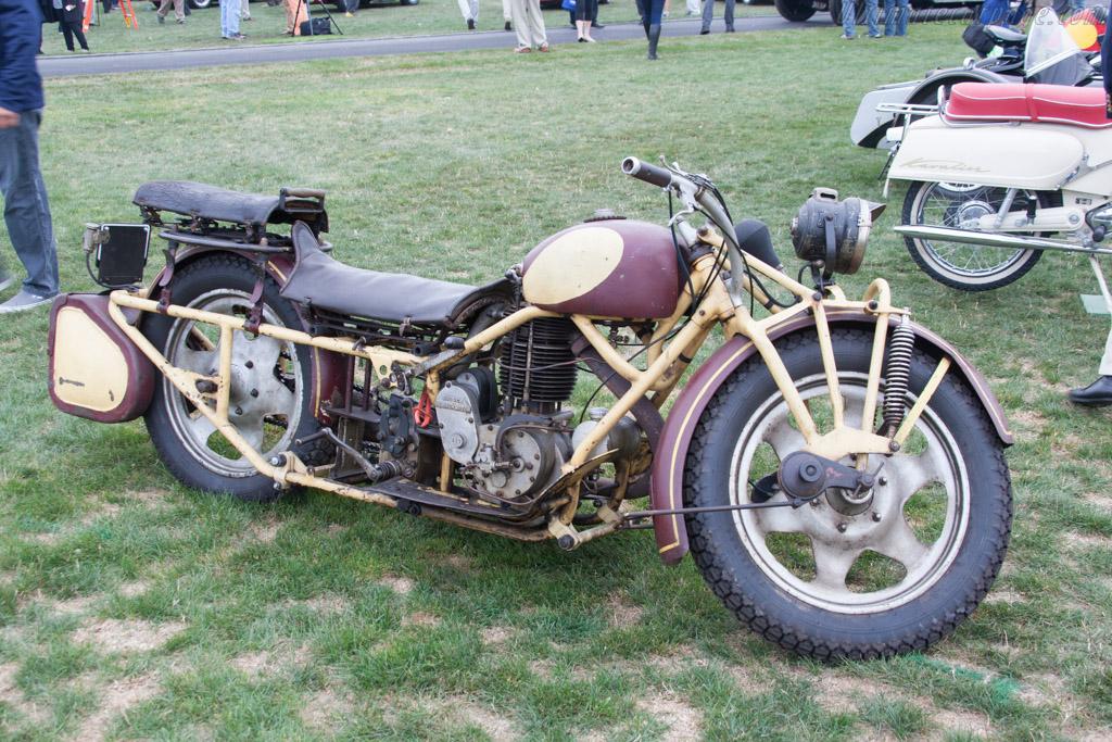 Bohmerland Motorcycle  - Entrant: John Landstrom  - 2014 Pebble Beach Concours d'Elegance