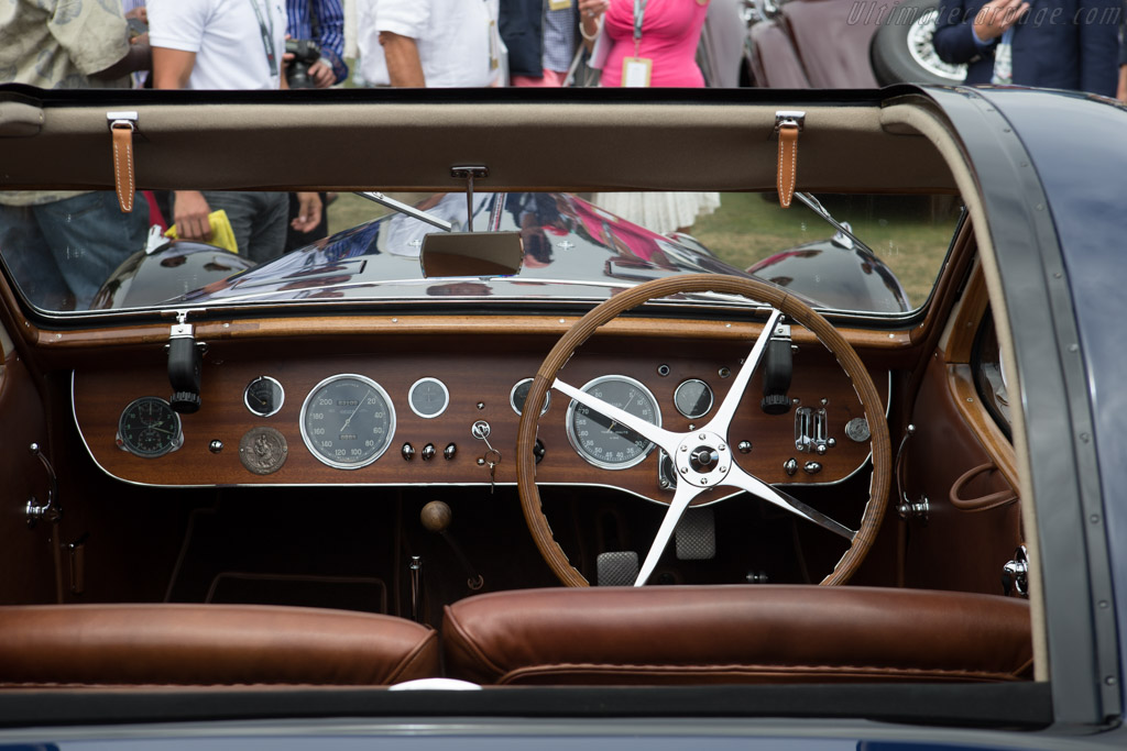 Bugatti Type 57C Gangloff Atalante - Chassis: 57641 - Entrant: John Ridings Lee  - 2014 Pebble Beach Concours d'Elegance