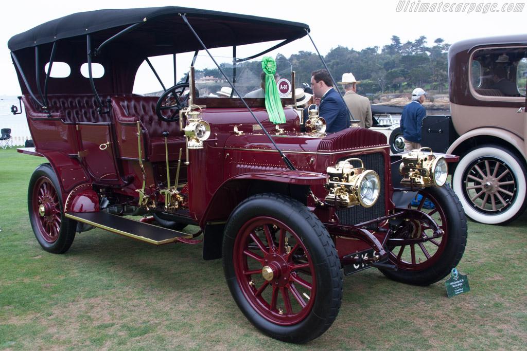 Daimler TC48 Roi des Belges - Chassis: 4766 - Entrant: The Longfield Collection  - 2014 Pebble Beach Concours d'Elegance