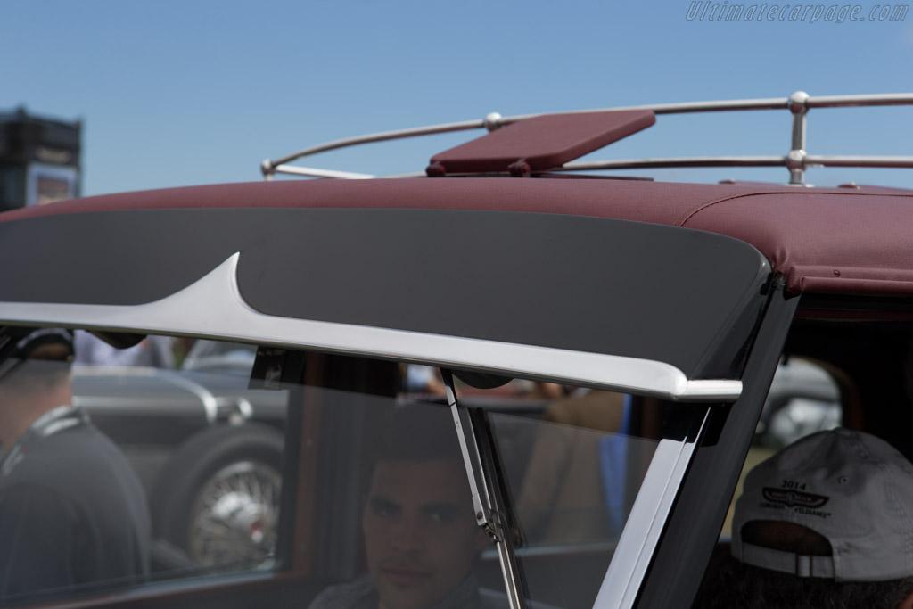 Duesenberg SJ Rollston Limousine - Chassis: 2543 J-514 - Entrant: Sonny & Joan Abagnale  - 2014 Pebble Beach Concours d'Elegance
