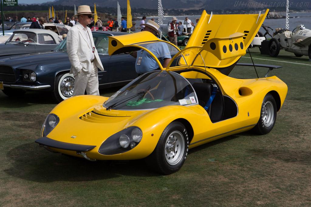 Ferrari 206 Dino Competizione Coupe - Chassis: 034 - Entrant: James M. Glickenhaus  - 2014 Pebble Beach Concours d'Elegance