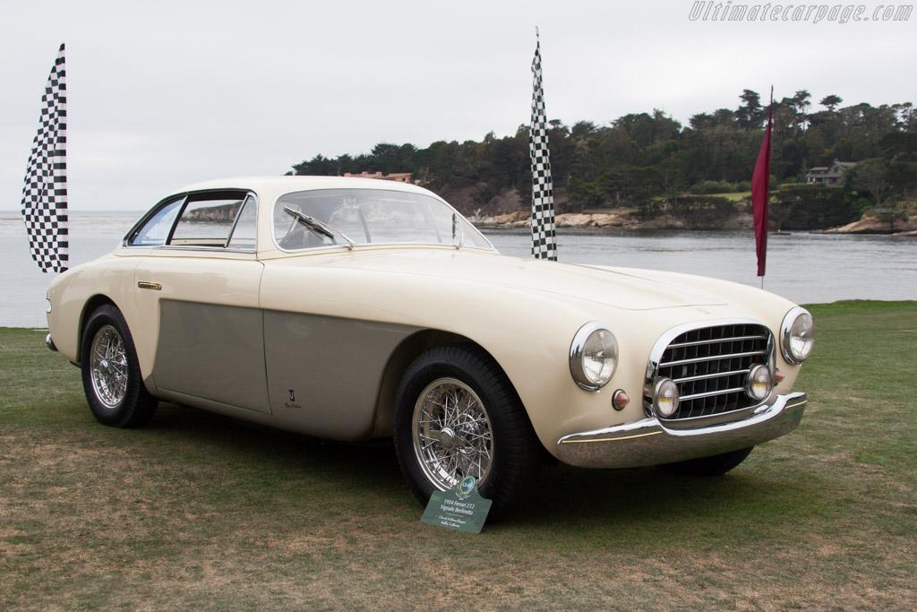 Ferrari 212 Inter Vignale Berlinetta - Chassis: 0221EL - Entrant: Charals & Diana Haagen  - 2014 Pebble Beach Concours d'Elegance