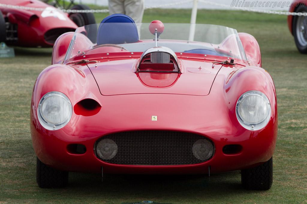 Ferrari 246 S Dino Spyder - Chassis: 0778 - Entrant: Craig & Susan McCaw  - 2014 Pebble Beach Concours d'Elegance