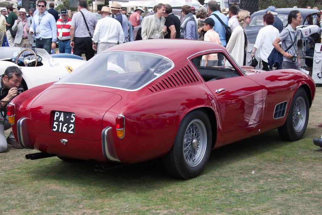 Ferrari 250 GT LWB TdF 14-Louvre - Chassis: 0597GT - Entrant: Les Wexner  - 2014 Pebble Beach Concours d'Elegance