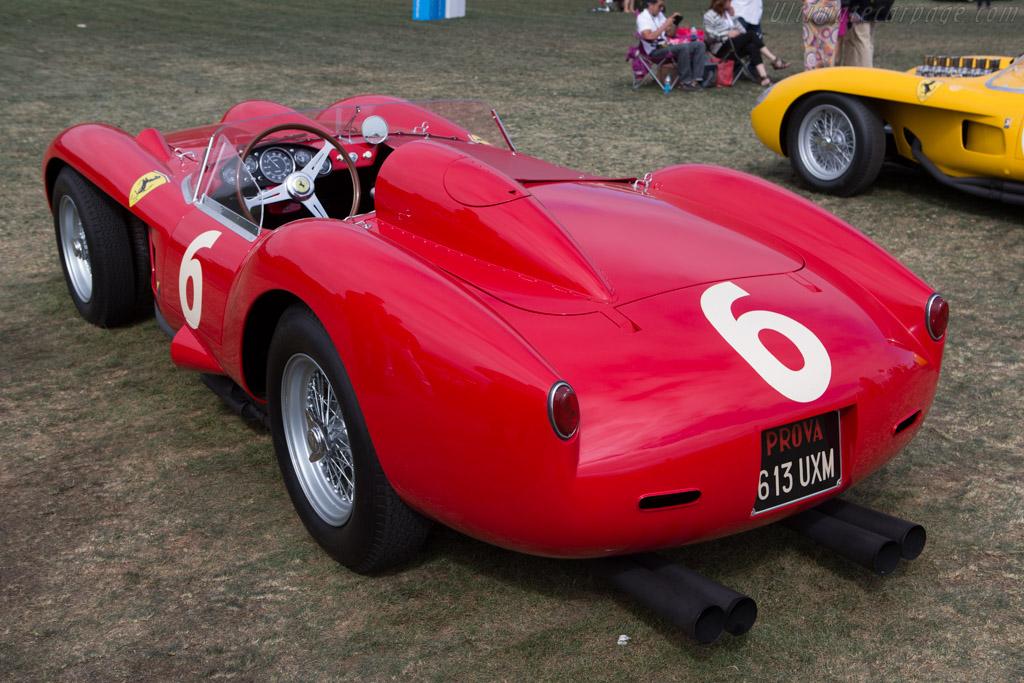 Ferrari 250 TR - Chassis: 0716TR - Entrant: Charles E. Nearburg  - 2014 Pebble Beach Concours d'Elegance