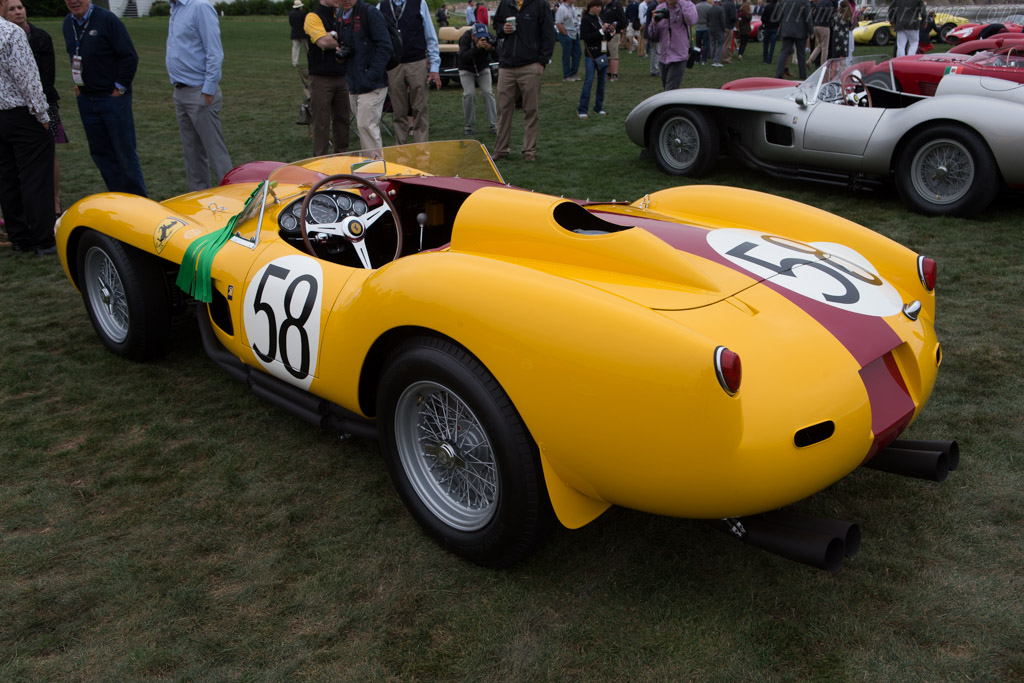 Ferrari 250 TR - Chassis: 0724TR - Entrant: Willis Murphy Jr. and Harry Yeaggy  - 2014 Pebble Beach Concours d'Elegance