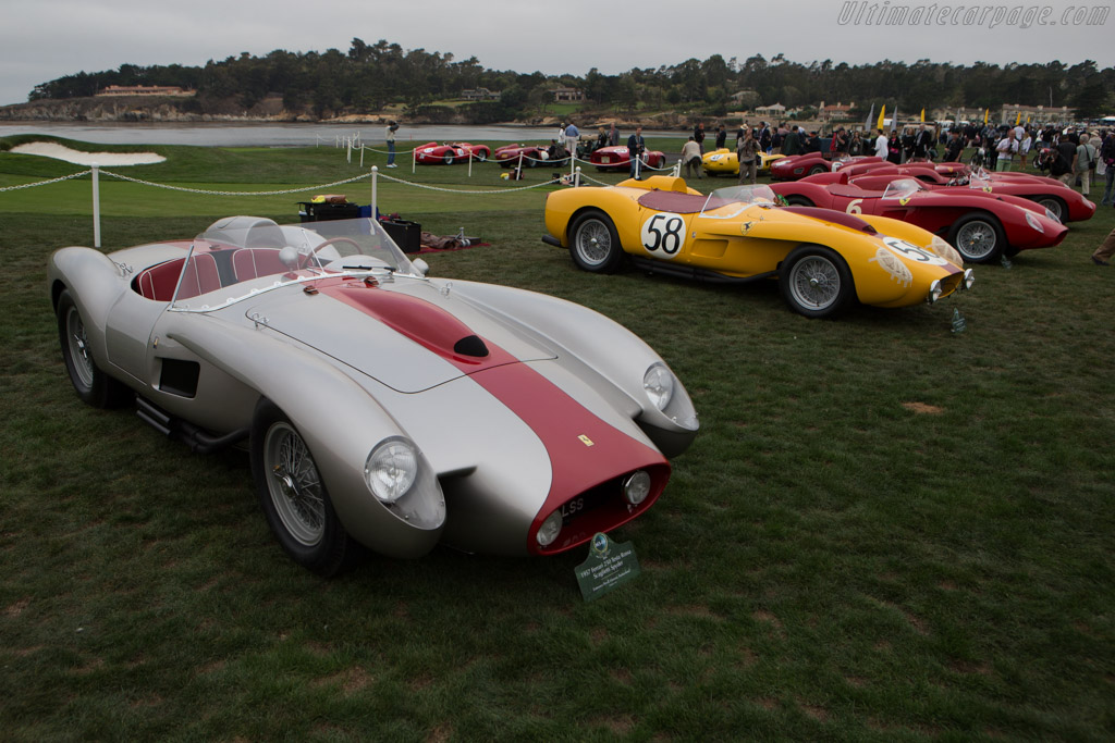 Ferrari 250 TR - Chassis: 0718TR - Entrant: Lawrence Stroll  - 2014 Pebble Beach Concours d'Elegance