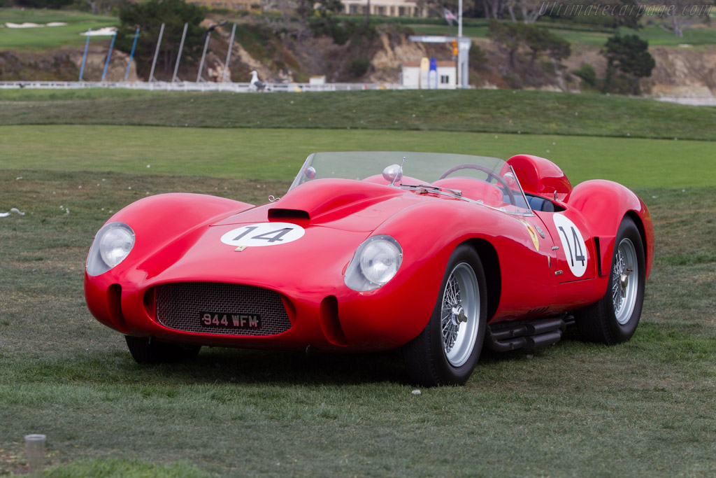 Ferrari 250 TR58 - Chassis: 0728TR - Entrant: The Hon. Sir Michael Kadoorie  - 2014 Pebble Beach Concours d'Elegance