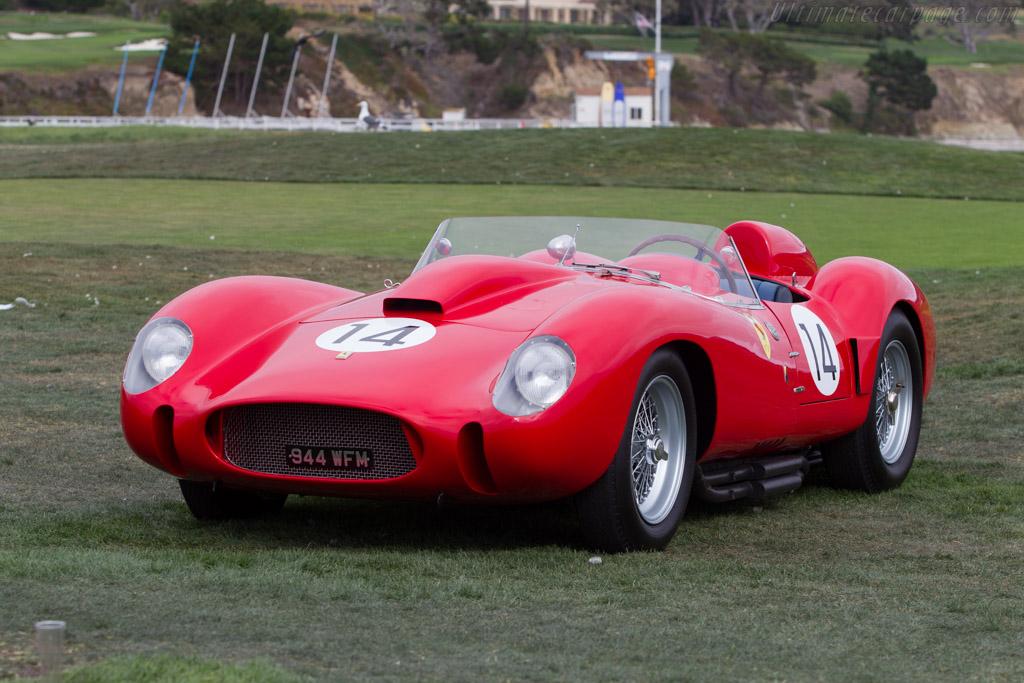 Ferrari 250 TR58 - Chassis: 0728TR - Entrant: The Hon. Sir Michael Kadoorie  - 2014 Pebble Beach Concours d'Elegance