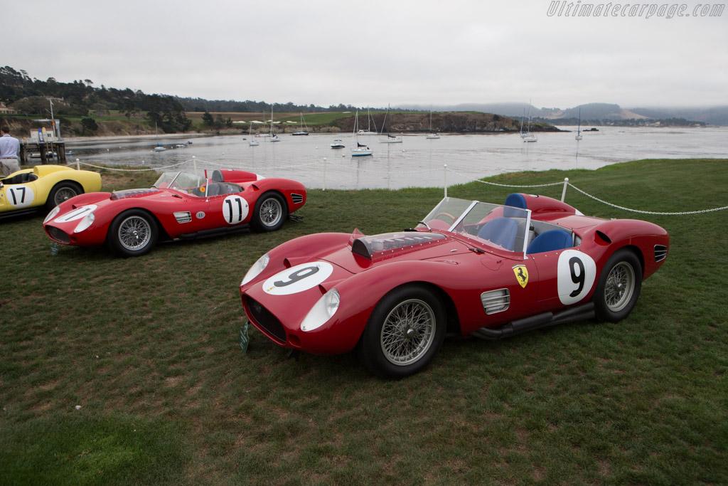 Ferrari 250 TR59/60 - Chassis: 0770TR - Entrant: John Mozart  - 2014 Pebble Beach Concours d'Elegance