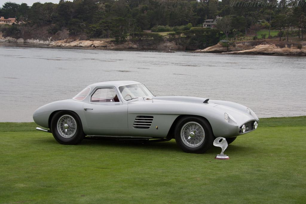 Ferrari 375 MM Scaglietti Coupe - Chassis: 0402AM - Entrant: Jon Shirley  - 2014 Pebble Beach Concours d'Elegance
