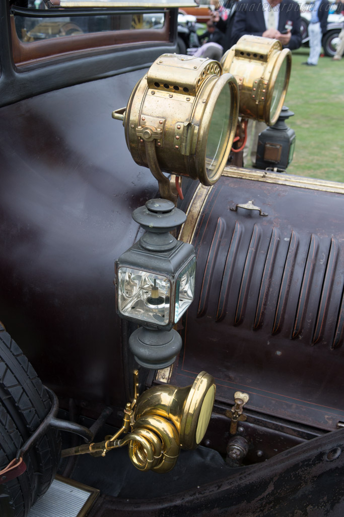 Hotchkiss AD Amiet Enclosed Limousine  - Entrant: Steve Hamilton  - 2014 Pebble Beach Concours d'Elegance