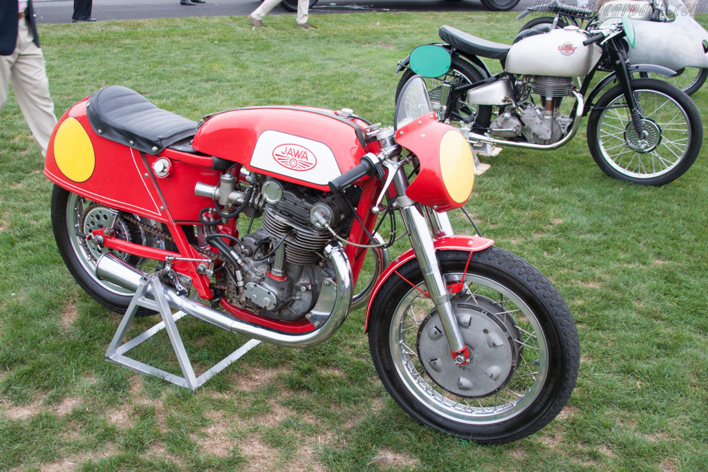 Jawa Z15  - Entrant: Virgil Elings  - 2014 Pebble Beach Concours d'Elegance