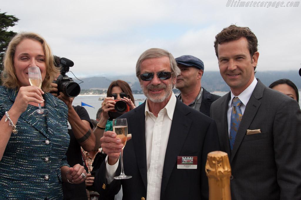 Jon Shirley    - 2014 Pebble Beach Concours d'Elegance