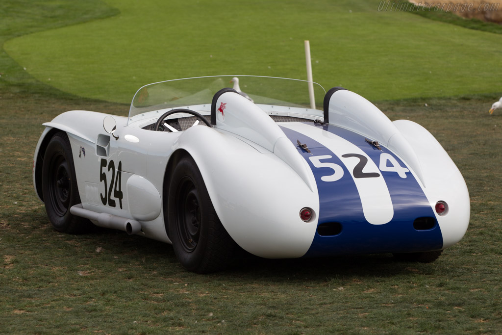 Kurtis 500X Caballo II  - Entrant: Tom Shaughnessy  - 2014 Pebble Beach Concours d'Elegance