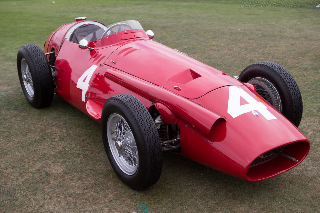 Maserati 250F - Chassis: 2515 - Entrant: Bill Pope  - 2014 Pebble Beach Concours d'Elegance